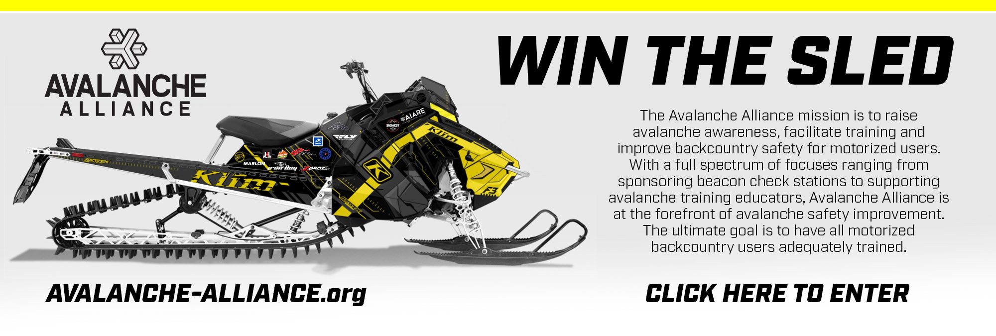 Win this Sled!