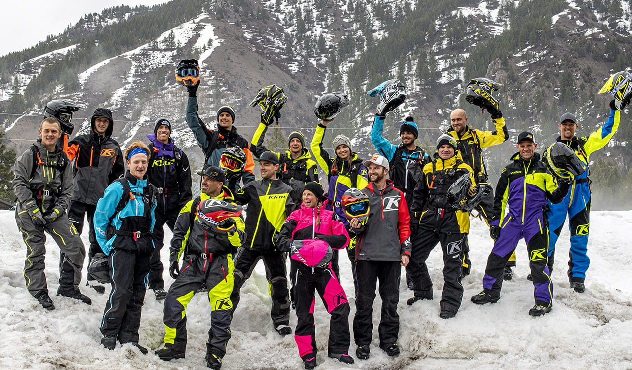 KLIM Backcountry Team