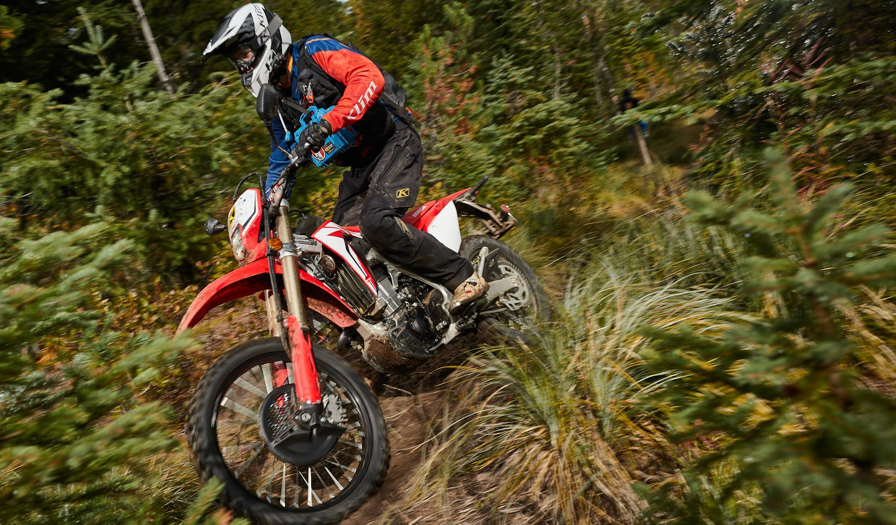 2019 Honda CRF450L First Ride Review
