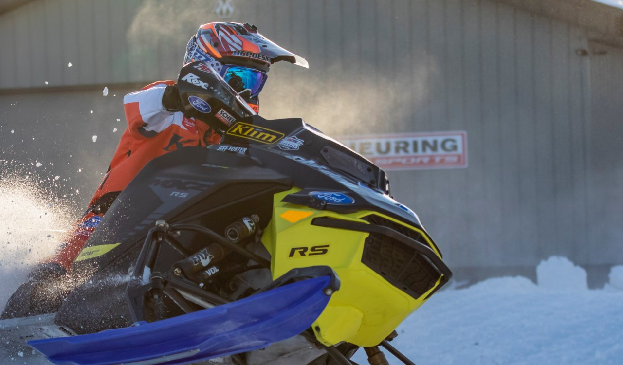 We Ride Lincoln Lemieux's Factory 2019 Ski-Doo MXZx 600RS