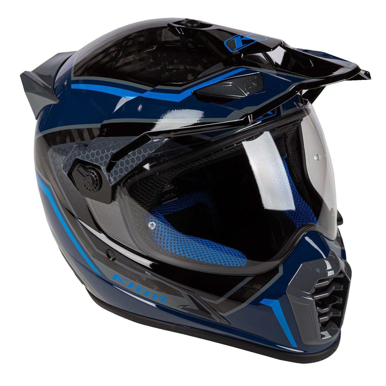 XS Helmets Feather Socks Blue//Black One Size
