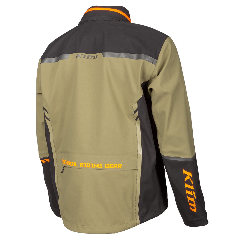 KLIM Enduro S4 Jacket LG Black